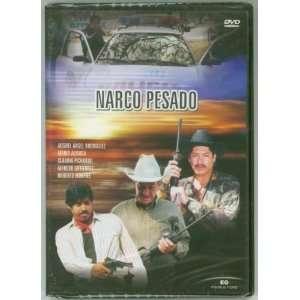 Narco Pesado Mario Almada, Miguel Angel Rodriguez Movies
