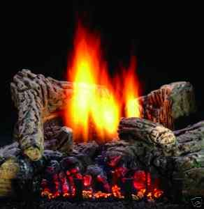 Hargrove 26 Timberland Glow Vent Free Propane Gas Log