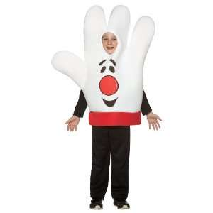 Lets Party By Rasta Imposta Hamburger Helper Hand Child Costume