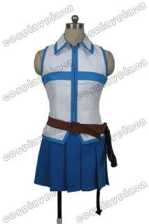 Fairy Tail Lucy Heartfilia Cosplay Costume, Tailor Made in your own