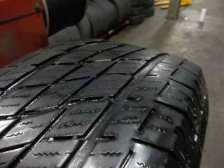 ONE TOYO 265/65/17 TIRE OPEN COUNTRY H/T 110S P265/65/R17 6/32 TREAD