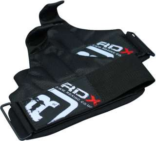 RDX Weight Lifting Training Gym Grips Straps Gloves Wrist Support Lift