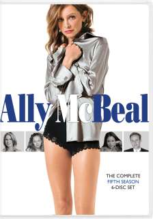 Ally McBeal Season 5 ~ DVD ~ Widescreen 024543635352