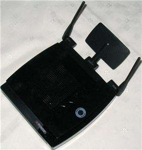 Linksys WRT600N Dual Band Wireless N Gigabit Router 300