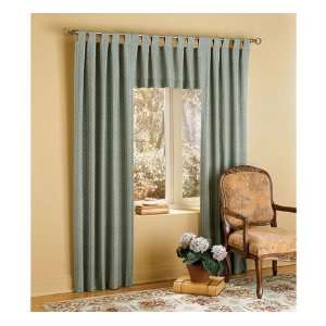 Summit Park Tab Top Valance, ea. 46W x 16L